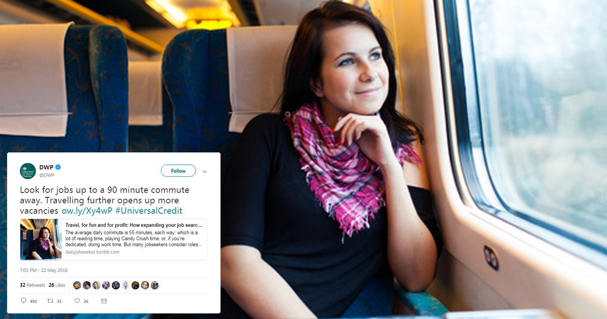 Frazzled workers mock old government tweet praising 90-minute commutes