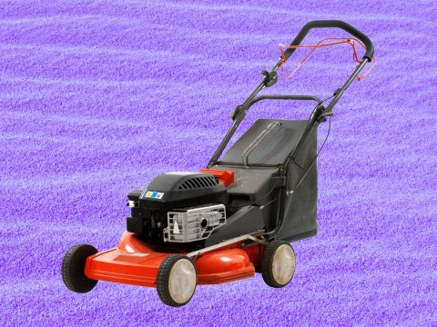What is 'lawnmower parenting'?