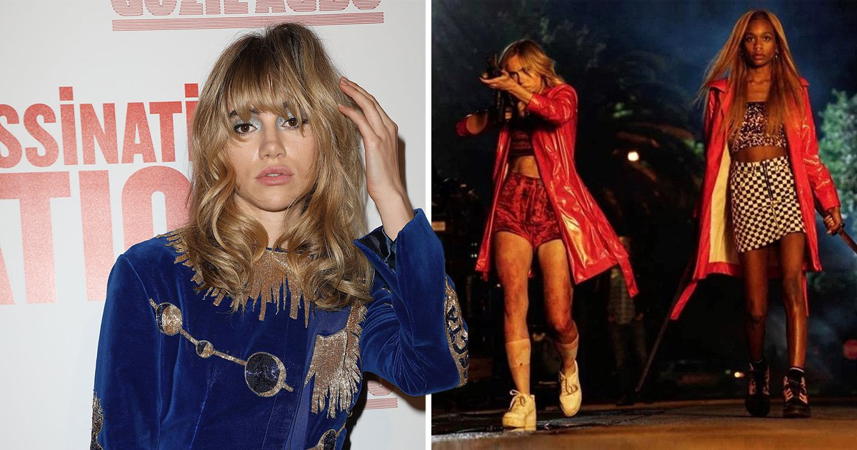 Suki Waterhouse accidentally shot someone