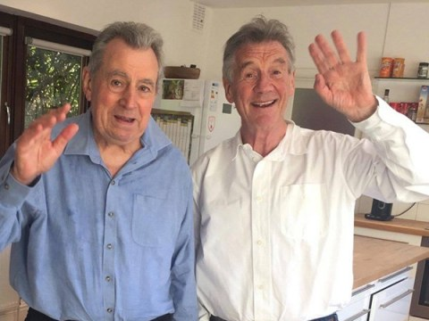 'He's unstoppable': Michael Palin gives update on Terry Jones's health since dementia diagnosis