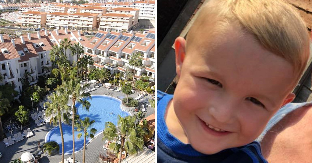 Family share heart-breaking tributes for British boy, 4, who drowned in Tenerife