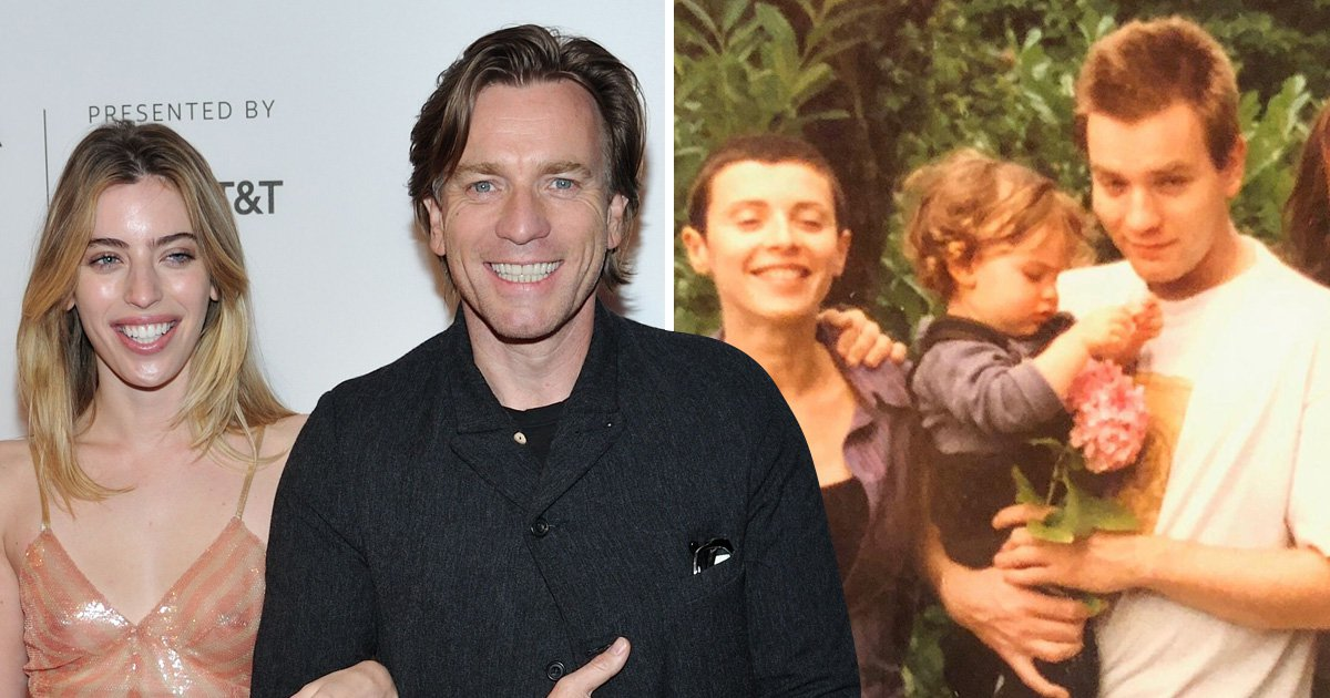 Ewan McGregor's daughter reflects on her parents – after apologising for calling his new girlfriend 'trash'