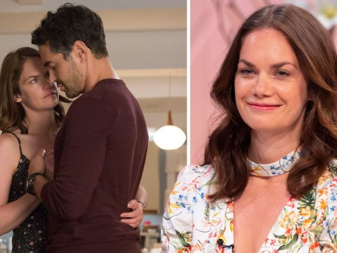 The Affair's Ruth Wilson is pushing for more male orgasms on TV because she is a queen