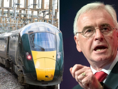 Labour says it could renationalise railways sooner than expected