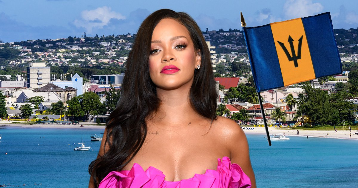 Rihanna 'proud' to be named Barbados ambassador because there's nothing she can't do