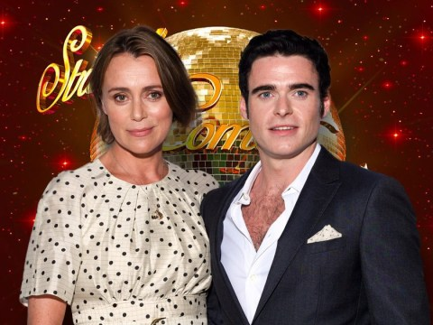 Keeley Hawes wants to tango with Bodyguard co-star Richard Madden on Strictly Come Dancing