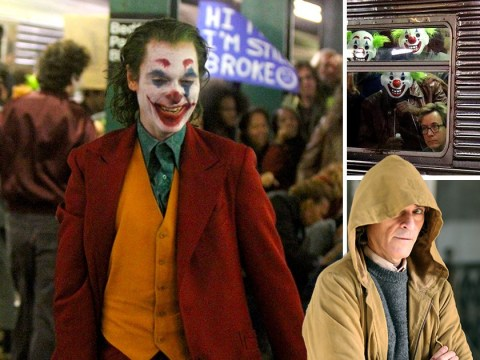 Todd Phillips is not happy with paparazzi roaming over the set of The Joker