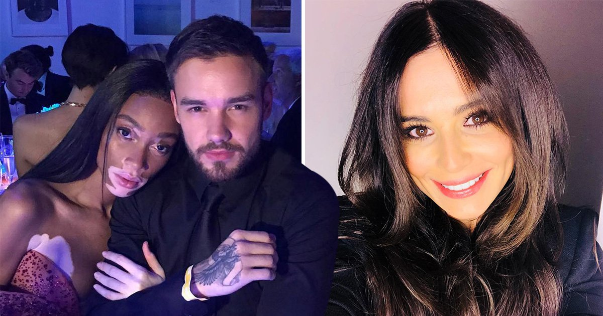 Liam Payne gets close to Winnie Harlow at Milan Fashion Week as Cheryl 'discusses split' in new music