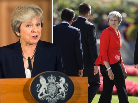 Theresa May fighting to save Chequers Brexit plan after EU humiliation