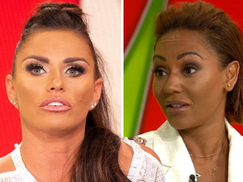 Mel B reaches out to Katie Price over rehab stint as she opens up about her own history with PTSD
