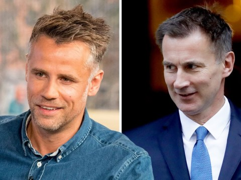 'Jeremy Hunt proposal could have killed me' Richard Bacon hits out at former Health Secretary after escaping death during coma scare