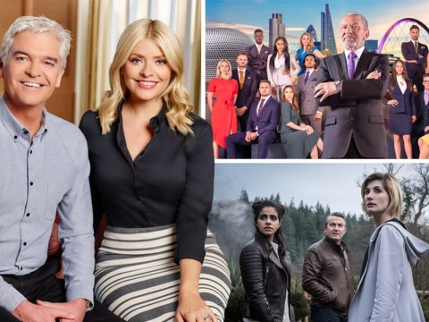 The Apprentice, Doctor Who and 30 years of This Morning: Our top shows to watch in October