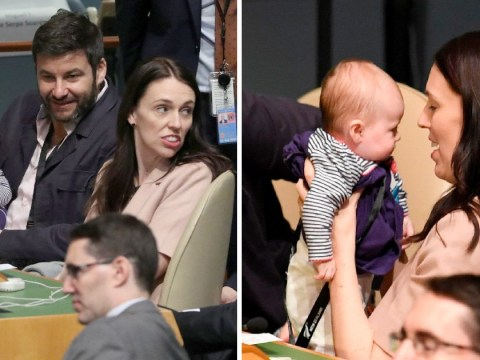 New Zealand's prime minister makes history after bringing newborn into UN meeting