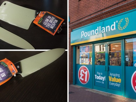 Poundland won't sell knives in any UK store after complaints about toy weapons