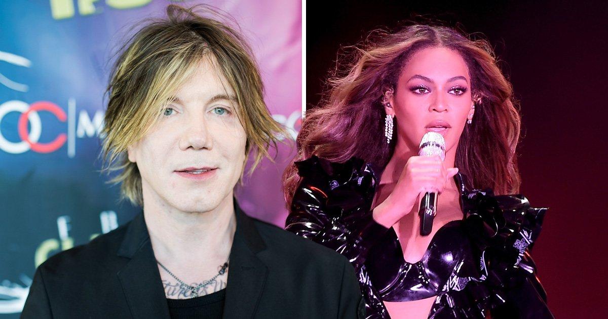 Beyonce's has a 'stunning aura' according to Goo Goo Dolls' Johnny Rzeznik