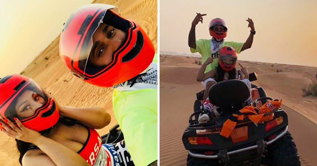 Nicki Minaj dating history as Instagram post appears to confirm Lewis Hamilton relationship