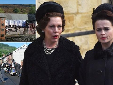 The Crown season 3 recreates Aberfan disaster 15 miles from village to avoid upset