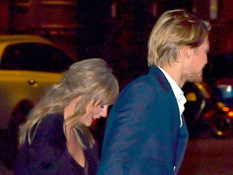 Taylor Swift spotted in rare outing holding hands with boyfriend Joe Alwyn at movie premiere