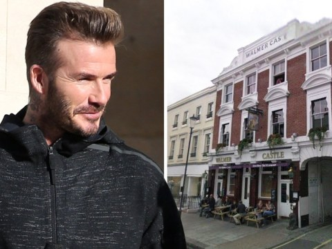 David Beckham 'is buying a pub' and we can't wait to pop round for a drink