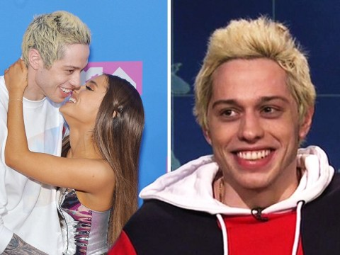 Pete Davidson jokes he 'switched Ariana's birth control for Tic Tacs'