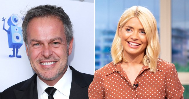Peter Jones 'furious' Holly Willoughby quit his brand