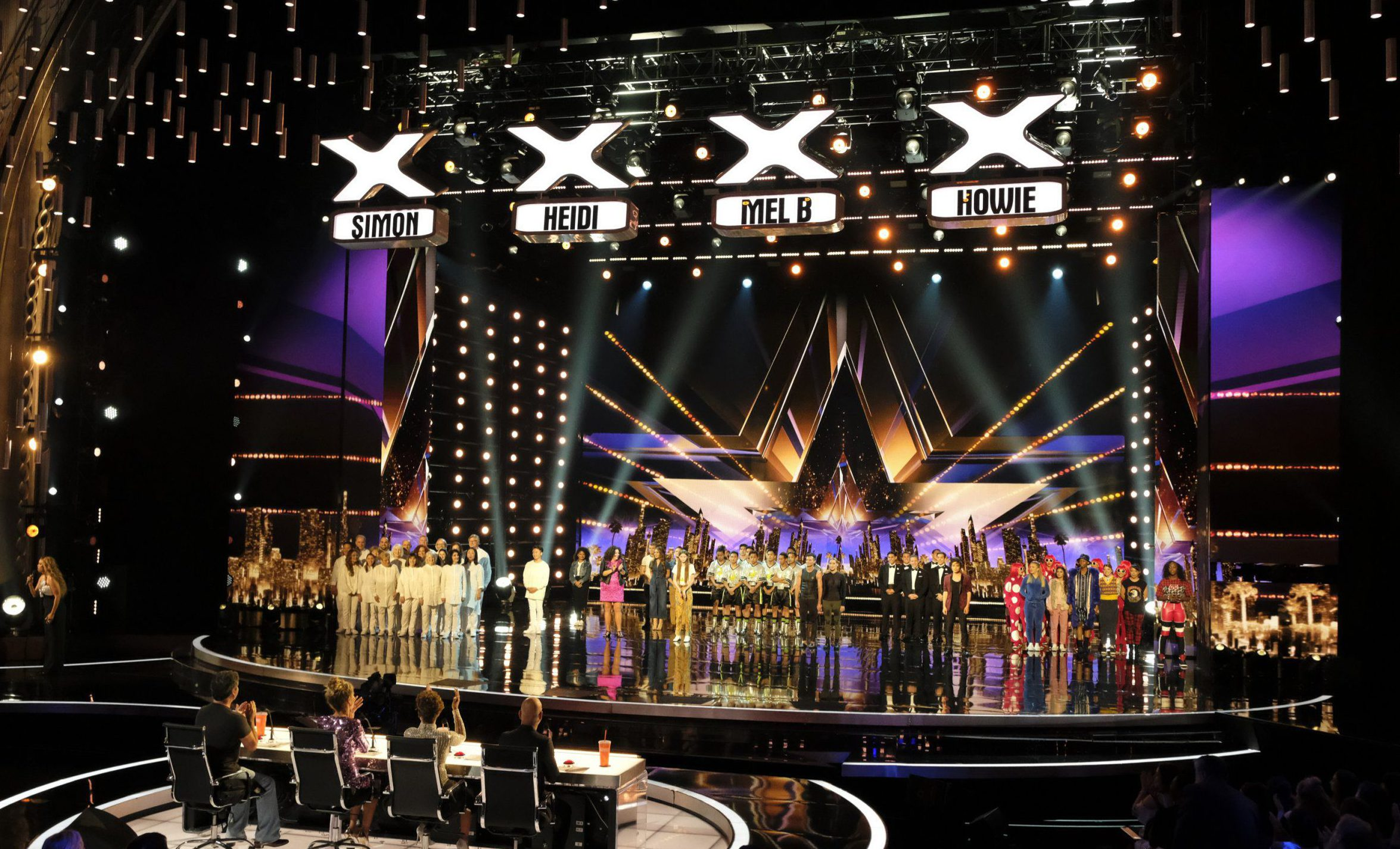 When is The America's Got Talent 2018 final and who is in it?
