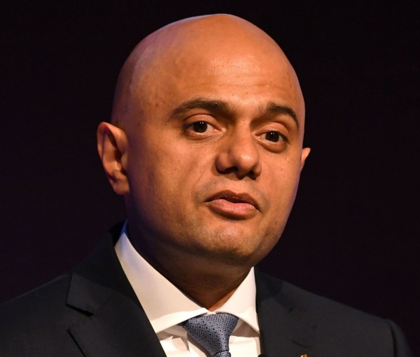 File photo dated 23/05/18 of Home Secretary Sajid Javid, who has apologised to 18 members of the Windrush generation after a review found they may have been wrongfully removed or detained. PRESS ASSOCIATION Photo. Issue date: Tuesday August 21, 2018. See PA story POLITICS Windrush. Photo credit should read: Joe Giddens/PA Wire