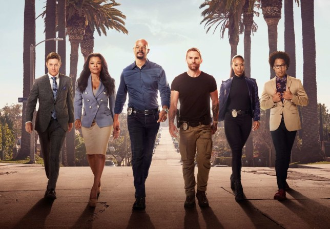 When does Lethal Weapon season 3 start in the UK and who is in the cast?