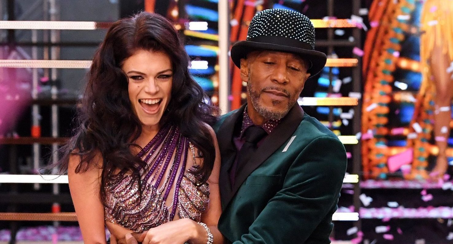 Strictly star Danny John-Jules blasts the other celebrity dancers as an 'insult' to showbiz