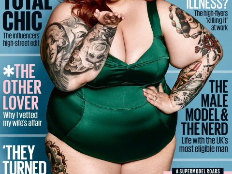 No one is going to aim for obesity because of Tess Holliday