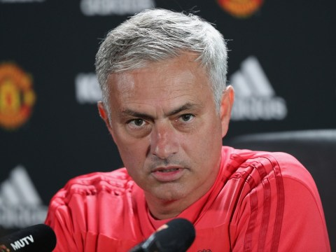 Jose Mourinho explains why Manchester United can't attack like Liverpool or Manchester City