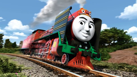Thomas the Tank Engine gets multicultural female trains in