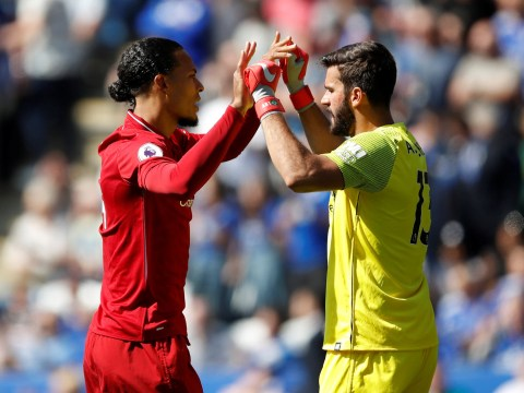 Jurgen Klopp reacts to Alisson error by warning Liverpool defenders