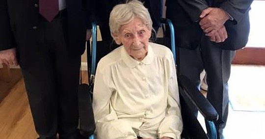Britain's oldest person dies aged 113. Olive Evelyn Boar Picture: gerontology http://gerontology.wikia.com/wiki/Olive_Boar