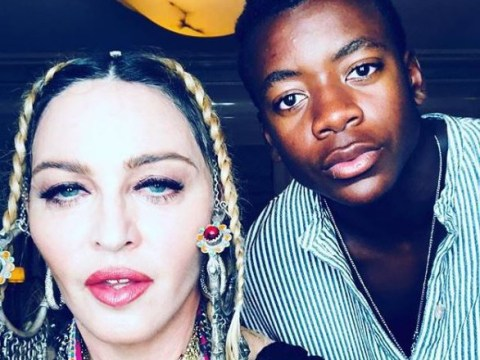 Madonna throws son David Banda a lavish birthday party to celebrate entering teenhood