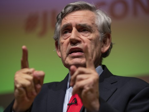 'We are in danger of sleepwalking into another economic crisis' Gordon Brown says