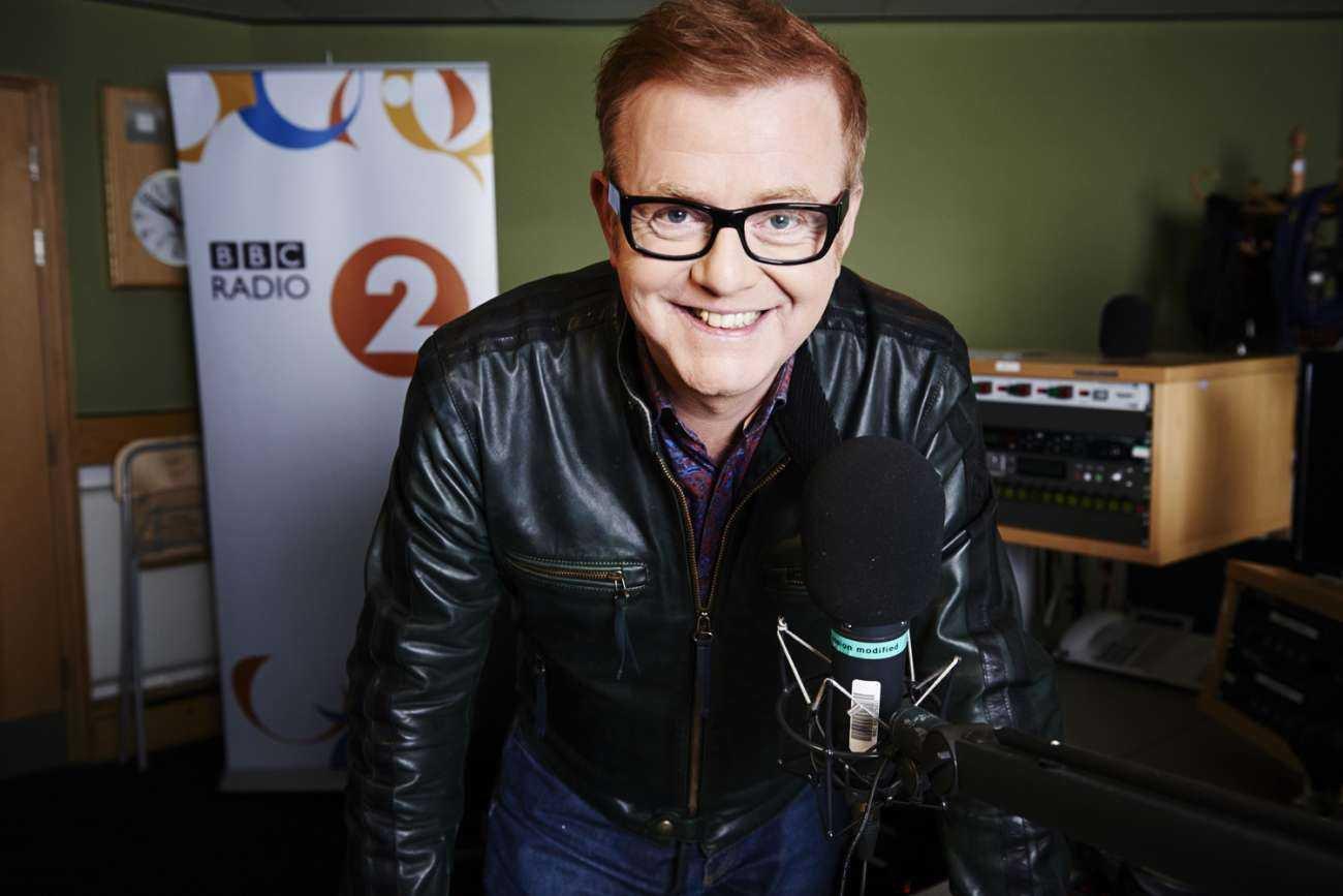 Chris Evans BBC Radio 2