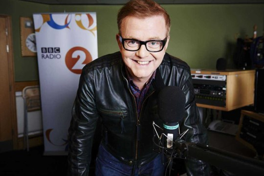 Chris Evans BBC Radio 2
