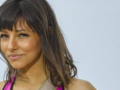 Why did Roxanne Pallett quit Celebrity Island With Bear Grylls?