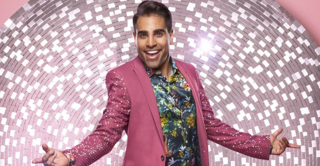 EMBARGOED TO 0001 TUESDAY SEPTEMBER 4 For use in UK, Ireland or Benelux countries only Undated BBC handout photo of Strictly Come Dancing 2018 contestant, Dr Ranj Singh. PRESS ASSOCIATION Photo. Issue date: Tuesday September 4, 2018. Photo credit should read: Ray Burmiston/BBC/PA Wire NOTE TO EDITORS: Not for use more than 21 days after issue. You may use this picture without charge only for the purpose of publicising or reporting on current BBC programming, personnel or other BBC output or activity within 21 days of issue. Any use after that time MUST be cleared through BBC Picture Publicity. Please credit the image to the BBC and any named photographer or independent programme maker, as described in the caption.