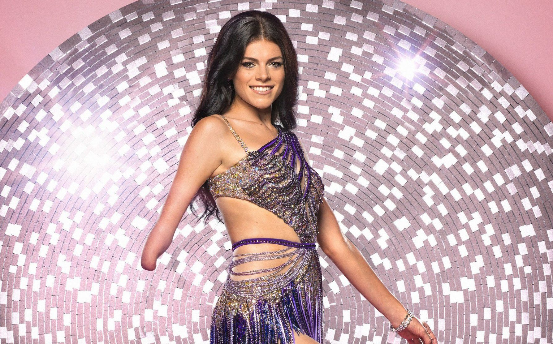 Strictly Come Dancing's Lauren Steadman reveals how she plans to tackle difficult routines with her disability