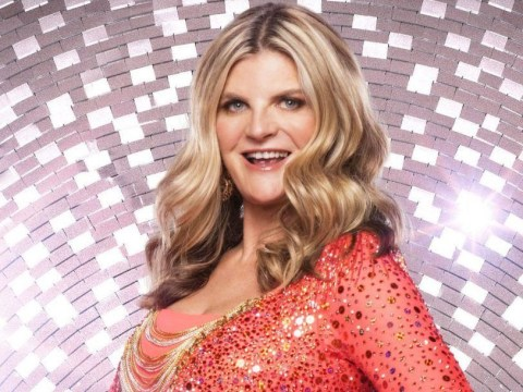 Susannah Constantine 'had furious temper tantrum' after being booted out of Strictly Come Dancing