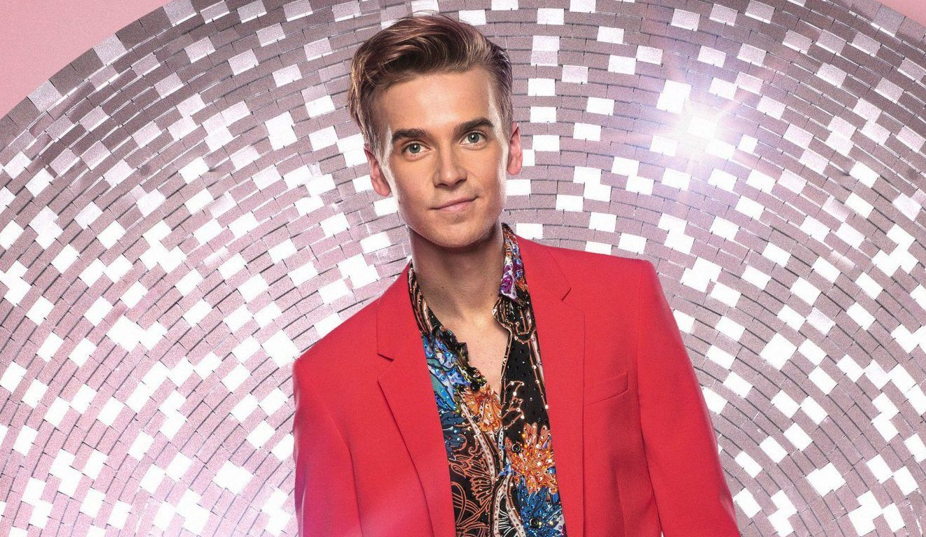 Joe Sugg defends his place on Strictly Come Dancing after being branded 'not famous enough'