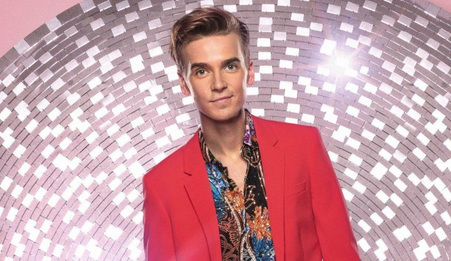 EMBARGOED TO 0001 TUESDAY SEPTEMBER 4 For use in UK, Ireland or Benelux countries only Undated BBC handout photo of Strictly Come Dancing 2018 contestant, Joe Sugg. PRESS ASSOCIATION Photo. Issue date: Tuesday September 4, 2018. Photo credit should read: Ray Burmiston/BBC/PA Wire NOTE TO EDITORS: Not for use more than 21 days after issue. You may use this picture without charge only for the purpose of publicising or reporting on current BBC programming, personnel or other BBC output or activity within 21 days of issue. Any use after that time MUST be cleared through BBC Picture Publicity. Please credit the image to the BBC and any named photographer or independent programme maker, as described in the caption.