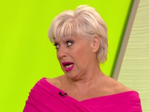 Denise Welch shares support for Seann Walsh's girlfriend as he's caught kissing Strictly partner Katya Jones