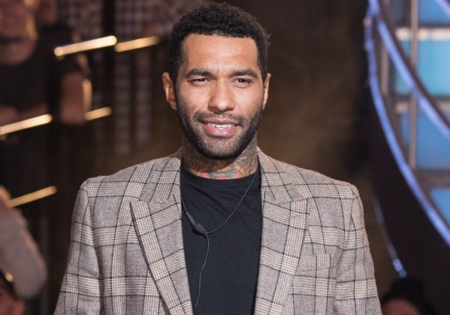 BOREHAMWOOD, ENGLAND - SEPTEMBER 03: Jermaine Pennant is evicted from the Celebrity Big Brother House on September 3, 2018 in Borehamwood, United Kingdom. (Photo by Jeff Spicer/Getty Images)