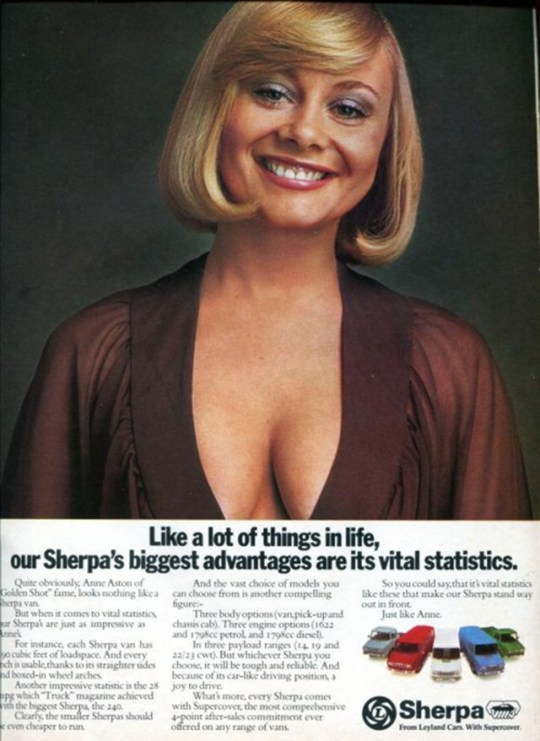 The ten most sexist car adverts of all time - prepare to cringe