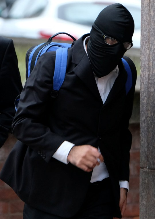 Mohammed Imran Ali Akhtar, 36, arrives at Sheffield Crown Court, September 4 2018. A gang of 8 Asian men face a total of 45 child sex abuse offences as part of Operation Stovewood, a police investigation into sexual abuse launched after the Rotherham grooming scandal. Charges include rape, aiding or abetting rape, indecent assault, sexual touching, supply of controlled drugs and false imprisonment. The charges relate to the sexual abuse of eight girls under the age of 16 over a five-year period from 1998 to 2003.
