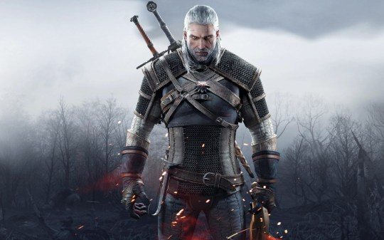 Geralt of Rivia Credit: thewitcher.com