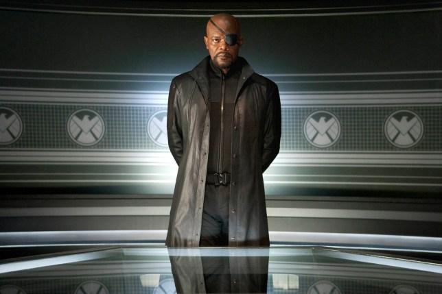 Avengers Assemble (2012) Samuel L. Jackson - Nick Fury ?? Disney Media Distribution